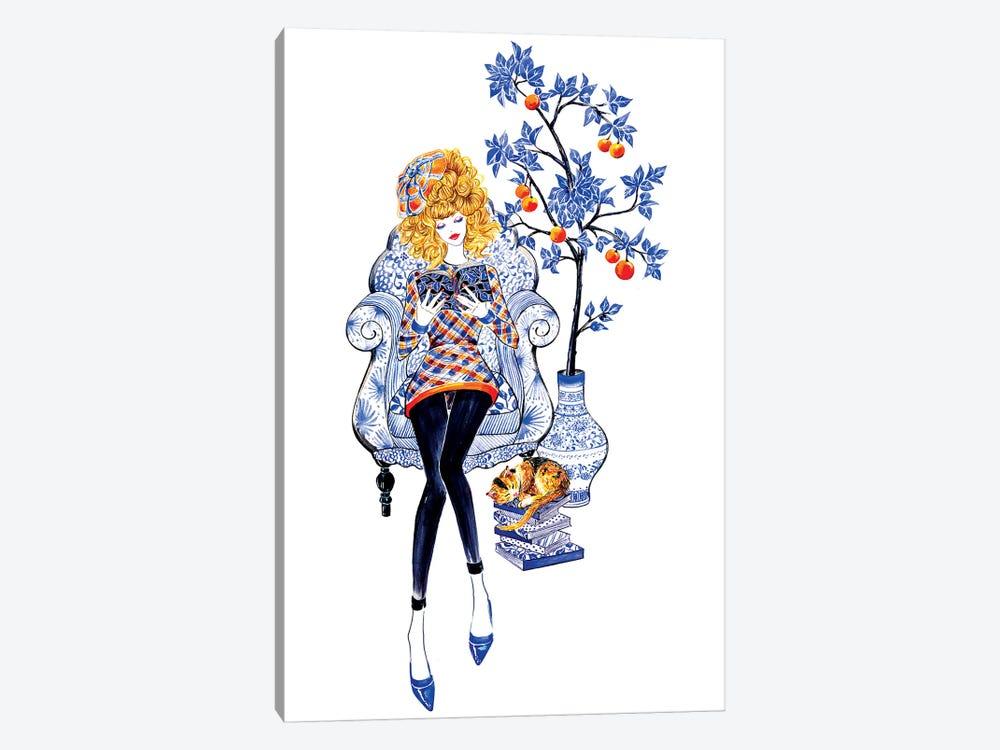 Lifestyle, Junya Watanabe by Sunny Gu 1-piece Canvas Print