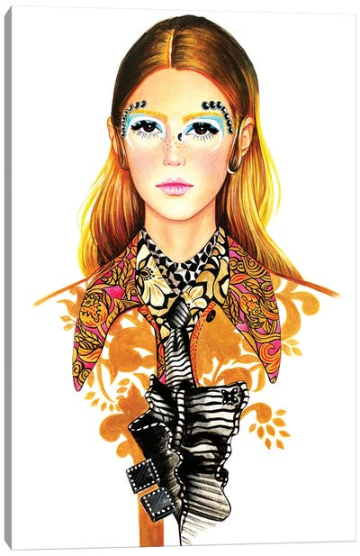 Miu Miu Canvas Art Print