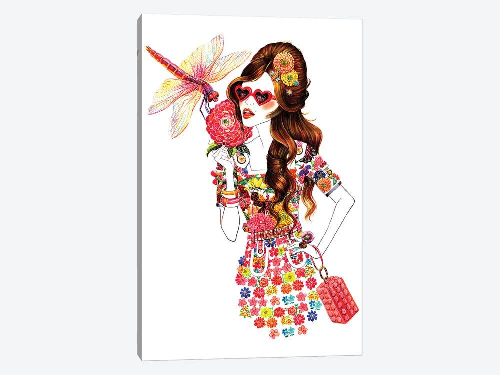 Moschino by Sunny Gu 1-piece Canvas Print