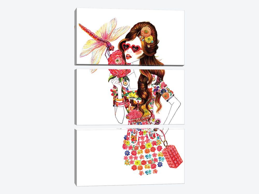 Moschino by Sunny Gu 3-piece Art Print