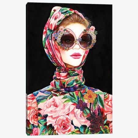 Bella DG Canvas Print #SUN3} by Sunny Gu Canvas Print