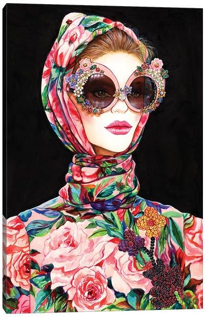 Bella DG Canvas Art Print