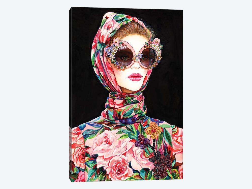 Bella DG by Sunny Gu 1-piece Canvas Print