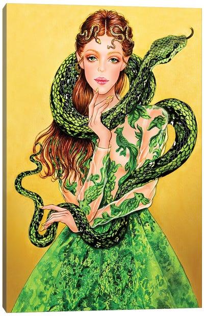 Valentino Serpent Canvas Art Print