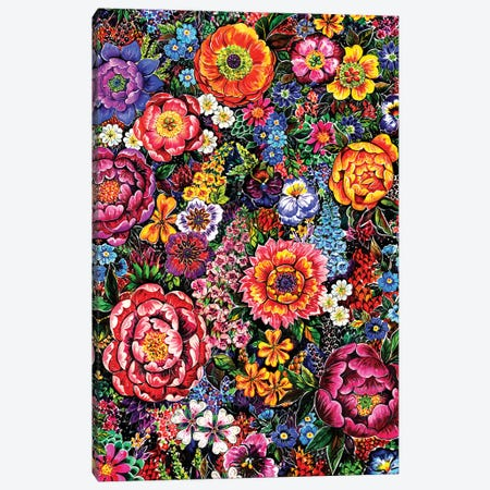 I Canvas Print #SUN59} by Sunny Gu Canvas Print