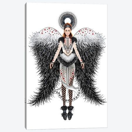 Lystmas Angel Proenza Canvas Print #SUN70} by Sunny Gu Canvas Art Print