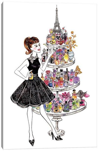 Perfume Lover 2014 Canvas Art Print