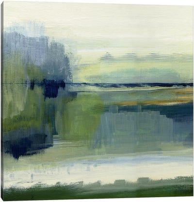 Glistening Meadow Detail I Canvas Art Print