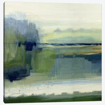 Glistening Meadow Detail I Canvas Print #SUS117} by Susan Jill Canvas Wall Art