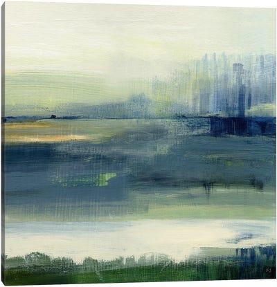 Glistening Meadow Detail II Canvas Art Print