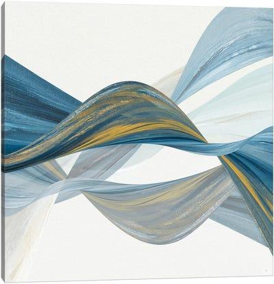 Changing Currents I Canvas Art Print