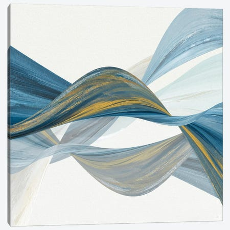 Changing Currents I Canvas Print #SUS121} by Susan Jill Canvas Artwork
