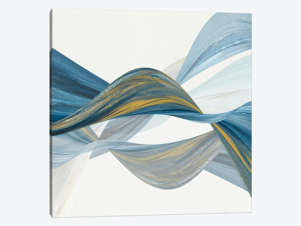Changing Currents I by Susan Jill 1-piece Canvas Wall Art