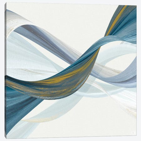 Changing Currents II Canvas Print #SUS122} by Susan Jill Canvas Art