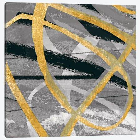 Grey Dance I Canvas Print #SUS123} by Susan Jill Canvas Artwork