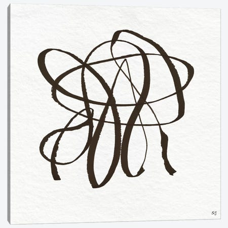 Winding Road I Canvas Print #SUS126} by Susan Jill Canvas Print