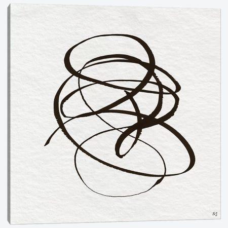Winding Road II Canvas Print #SUS127} by Susan Jill Canvas Art Print