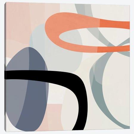 Floating on Silk III Canvas Print #SUS135} by Susan Jill Canvas Art