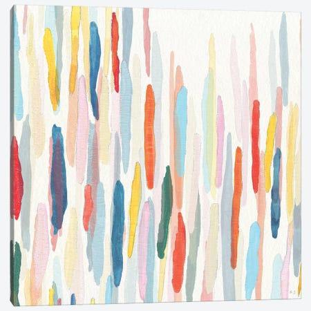 Rhythm and Color II Canvas Print #SUS158} by Susan Jill Canvas Print