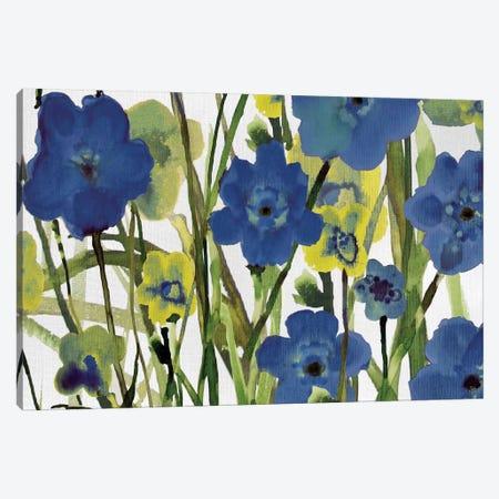 Picking Flowers Canvas Print #SUS15} by Susan Jill Canvas Art Print
