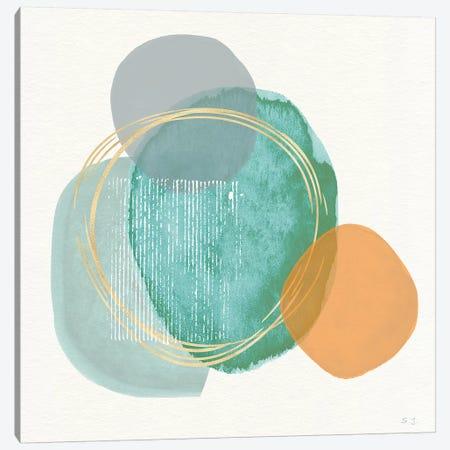 River Jewels II Canvas Print #SUS160} by Susan Jill Canvas Wall Art