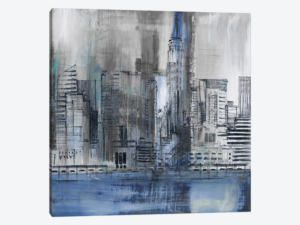 Empire State by Susan Jill 1-piece Canvas Print