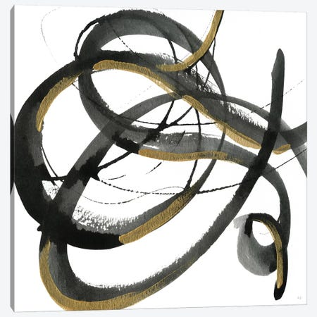 Windy Trail I Canvas Print #SUS185} by Susan Jill Canvas Art Print