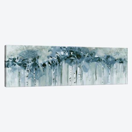 Blue Birch Morning Canvas Print #SUS187} by Susan Jill Canvas Art Print