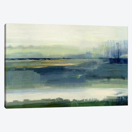 Glistening Meadow Canvas Print #SUS18} by Susan Jill Canvas Wall Art