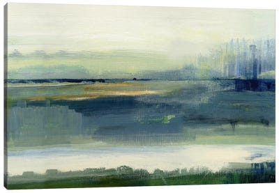 Glistening Meadow Canvas Art Print