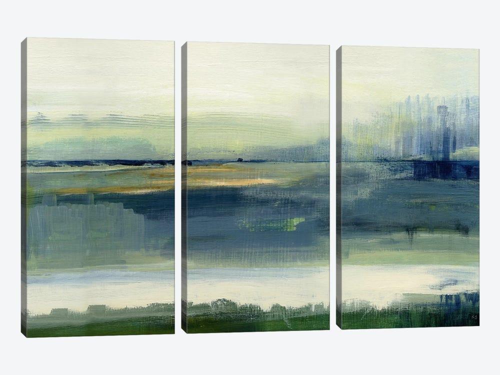Glistening Meadow by Susan Jill 3-piece Canvas Art