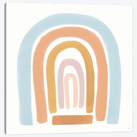 Curved Earth I Canvas Print #SUS199} by Susan Jill Art Print