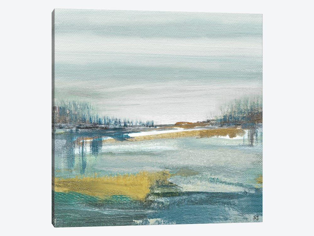 Lewbeach by Susan Jill 1-piece Canvas Art Print