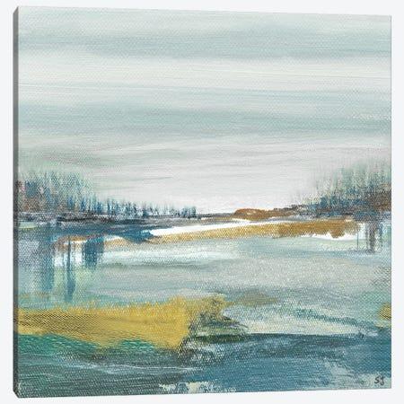 Lewbeach Canvas Print #SUS19} by Susan Jill Canvas Art
