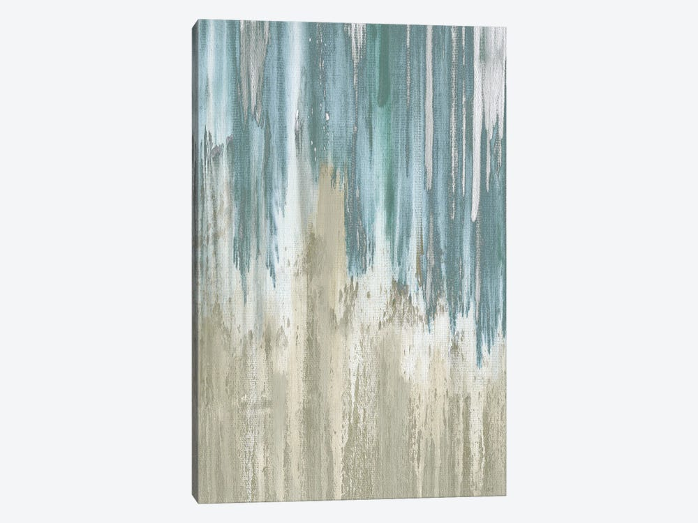 Like a Waterfall I by Susan Jill 1-piece Canvas Artwork