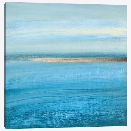 Ocean Currents I Canvas Print #SUS21} by Susan Jill Art Print