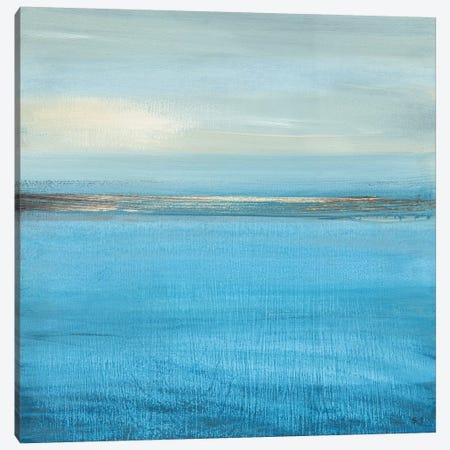 Ocean Currents II Canvas Print #SUS22} by Susan Jill Canvas Art Print