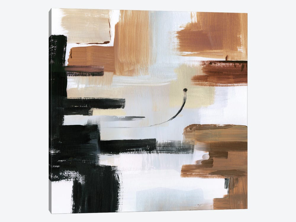 Mountain Plateau by Susan Jill 1-piece Canvas Art Print