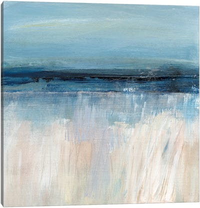 On The Severn I Canvas Art Print