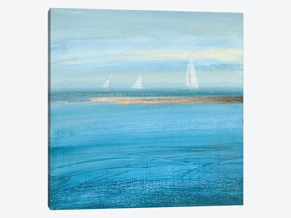 Waiting On The Wind I by Susan Jill 1-piece Canvas Wall Art