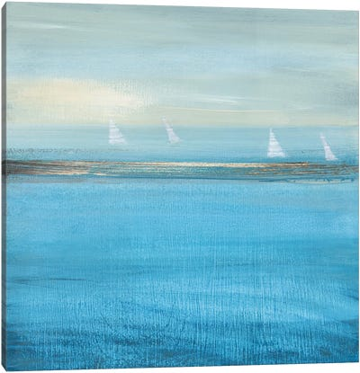 Waiting On The Wind II Canvas Art Print