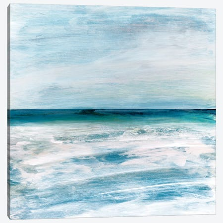 Azzurra Canvas Print #SUS27} by Susan Jill Canvas Art