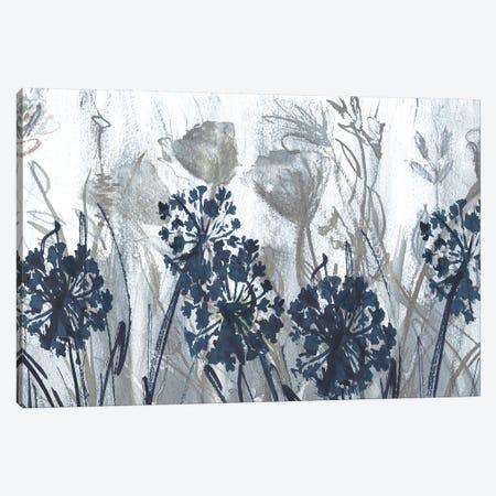 Indigo Field Canvas Print #SUS29} by Susan Jill Canvas Art Print