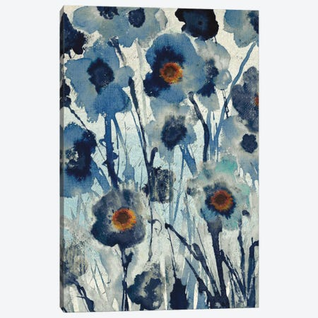 Forget Me Not I Canvas Print #SUS2} by Susan Jill Art Print