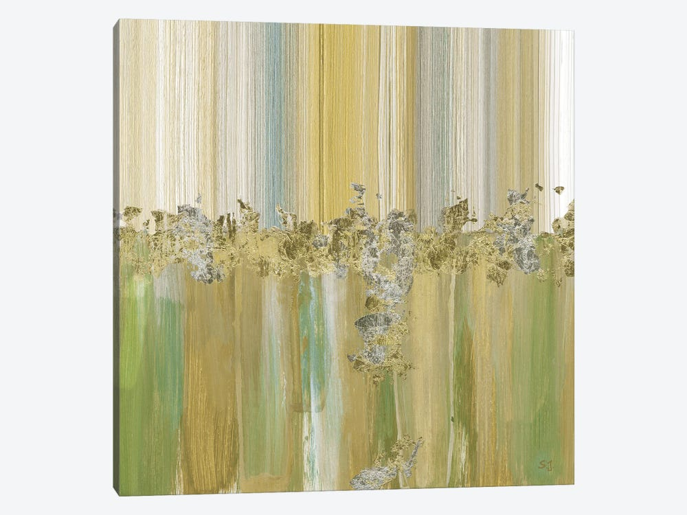 Morning Dew I by Susan Jill 1-piece Canvas Art