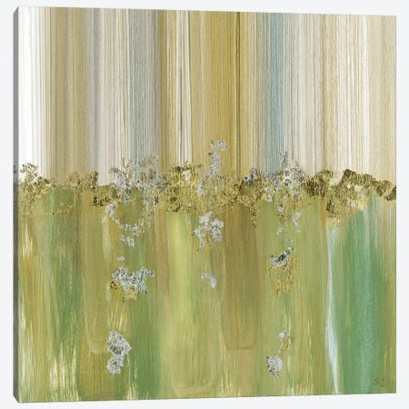 Morning Dew II Canvas Print #SUS31} by Susan Jill Canvas Art