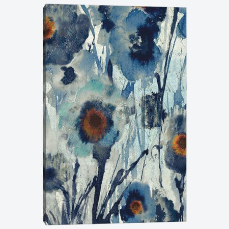 Forget Me Not II Canvas Print #SUS3} by Susan Jill Canvas Print