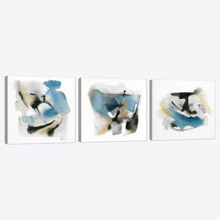Artesian Spring Triptych Canvas Print Set #SUS3HSET002} by Susan Jill Canvas Art Print