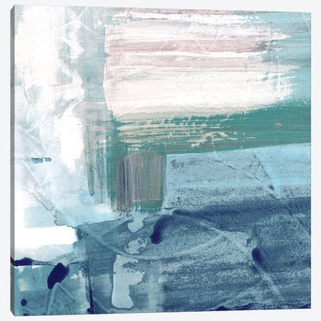 Miss The Sea IV 3-Piece Canvas #SUS45} by Susan Jill Canvas Art
