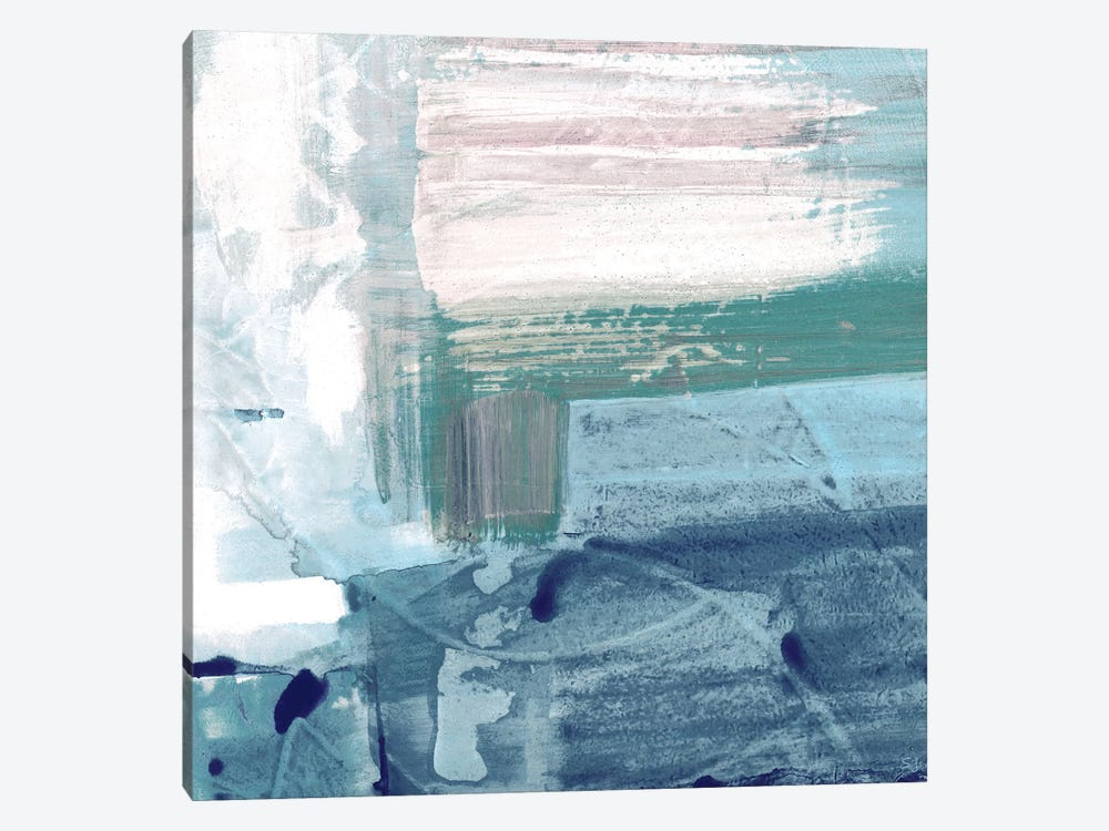 Miss The Sea IV by Susan Jill 1-piece Canvas Wall Art